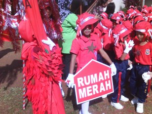 Rumah Merah, Juara!!!