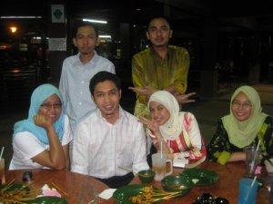 at Warisan...